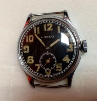 Men's Watch - Lanco - 1940