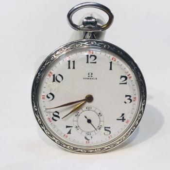 Pocket Watch - Omega - 1923